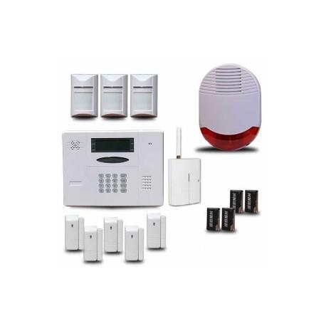 alarme gsm optium ka460. Black Bedroom Furniture Sets. Home Design Ideas
