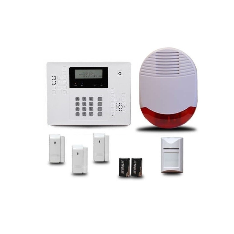 alarme intrusion gsm orum cp910g. Black Bedroom Furniture Sets. Home Design Ideas