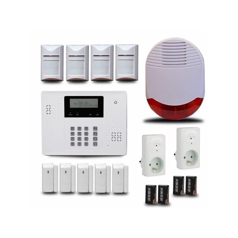 Alarme intrusion GSM Orum CP940G