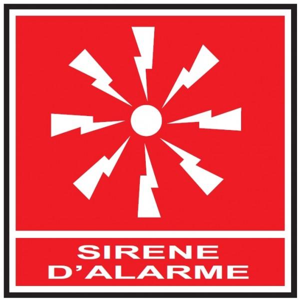 Quels crit res prendre en compte pour choisir une sir ne d for Alarme maison belgique