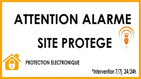 Autocollant alarme une alternative efficace pour les for Alarme surveillance maison