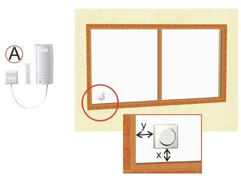 le d tecteur de bris de glace au sein d un syst me d alarme maison alarme blog. Black Bedroom Furniture Sets. Home Design Ideas