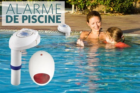 Alarme piscine pas cher for Alarme de piscine perimetrique