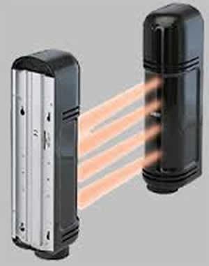 La barrière infrarouge : un complément de sécurité idéal | Maison ...